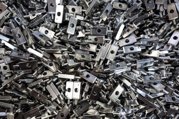 usinage de précision pièce industrielle