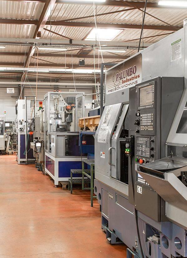 precision machining specialist